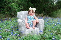 Avery in Bluebonnets